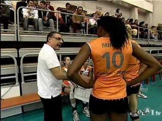 Eczacibasi Istanbul - The Road to the Women's CEV Indesit Champions League Final Four 2009