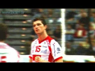 The CEV Indesit Volleyball Champions League LIVE and for FREE at LAOLA1.tv