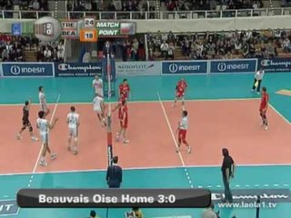 Trentino Volley - The Road to the Men's CEV Indesit Champions League Final Four 2009