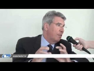 Interview with the President of the ETTU Stefano Bosi at the EYC in Kazan 2011