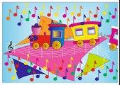 Canzoni per bambini Treno Vagabondo Musica per bambini