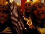 coreografia faraones