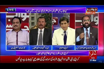 Umar Riaz Abbasi Bashing On Supreme Court Of Pakistan