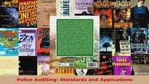 PDF  Police Auditing Standards and Applications Read Full Ebook