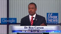 GOP Debate: Ben Carson: You dont have to be a politician to tell the truth.