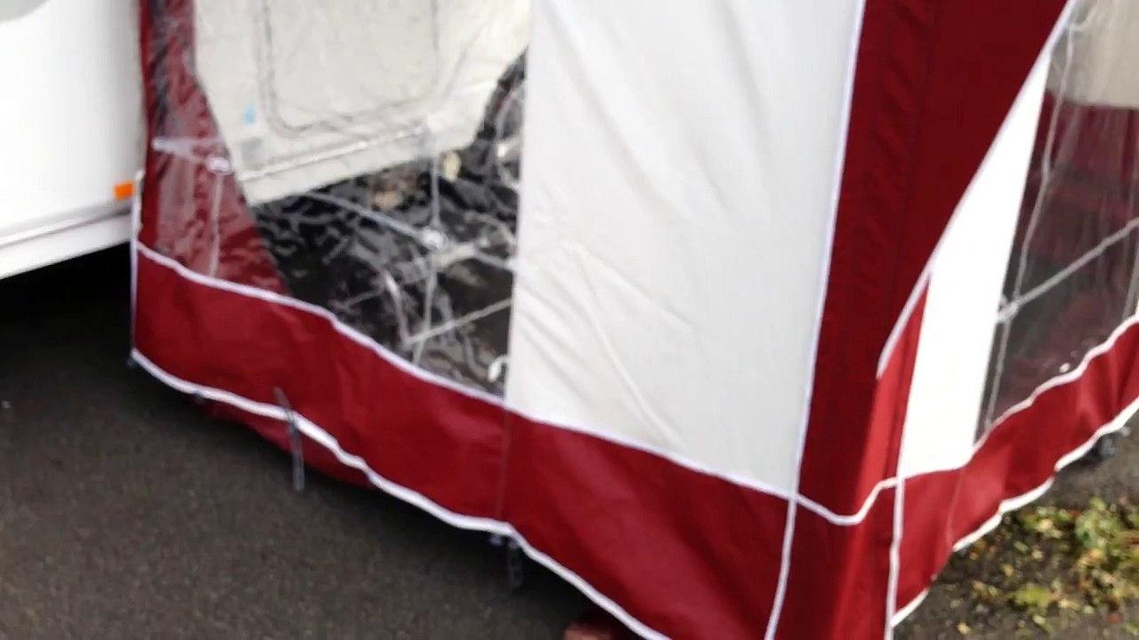 Bradcot Portico Plus Caravan Awning Video Dailymotion