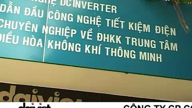 Video giới thiệu công ty cổ phần cơ điện lạnh Đại Việt -Nhathaucodienlanh.com