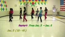 Uptown Funk - Rob Fowler - Line Dance