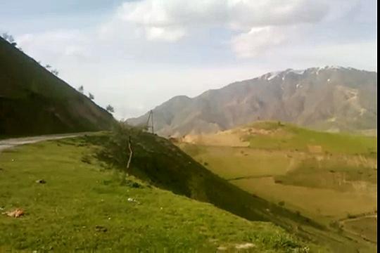 Cycling Tajikistan