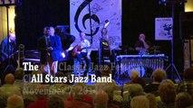 The All Stars Jazz Band plays W C Handy's BEALE STREET BLUES at the 2014 AZ Classic Jazz Festival