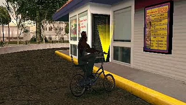 GTA Sit down stand up