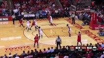 Pau Gasol s No-look Assist   Bulls vs Rockets   March 31, 2016   NBA 2015-16 Season