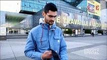 France 2: L'incroyable test d'un journaliste qui entre sans aucun problème avec un pistolet dans les Grands Magasins par