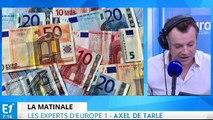 La consommation des ménages au plus haut depuis 2011 et la contre-offensive des derniers fidèles de François Hollande : les experts d'Europe 1 vous informent