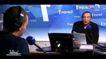 """Face à face tendu entre Jean-Marc Morandini et Bertrand Chameroy dans """"le grand direct des médias"""" sur Europe 1"""