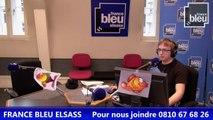 Live France Bleu Elsass du 1er avril 2016