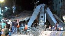 News : Des centaines de secouristes tentent de retrouver les victimes de l'effondrement d'un pont en Inde !