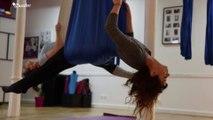 #IciDeedee : le fly yoga