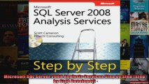 Microsoft SQL Server 2008 Analysis Services Step by Step Step by Step Developer