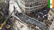 Official says his company not to blame in India bridge collapse that killed at least 20, calls it 'God's act'