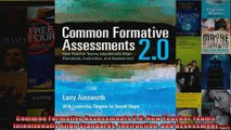 Common Formative Assessments 20 How Teacher Teams Intentionally Align Standards