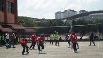 Net Ball & Volleyball   Holiday Inn Kuala Lumpur Glenmarie  InterContinental Hotels Group Malaysia