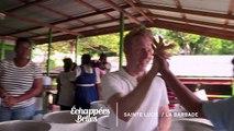 Découvrez Sainte lucie et la barbade dans Echappées Belles sur France 5