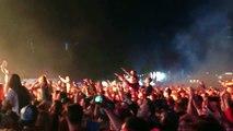 CALVIN HARRIS - SUMMER live @ pukkelpop 2014