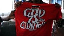 Kenya Fans in Hong Kong for the 7s.