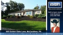 Homes for sale 605 Golden Oaks Lane McCandless PA 15237 Coldwell Banker Real Estate Services