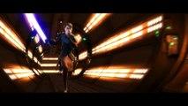 Star Wars -The Clone Wars Anakin & Obi Wan VS Dr. Vindi