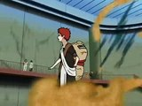 Rock Lee vs. Gaara