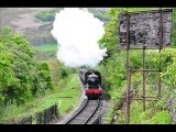 Revised slideshow: 3440 and 9017 on Llangollen Railway, 3rd and 4th May 2009
