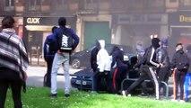 Loi Travail : de nouvelles images montrent les dégâts des casseurs