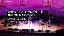 Les amis de David Bowie lui rendent hommage au Carnegie Hall
