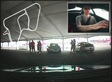Sy Driving the Aston Martin V8 Vantage S
