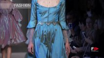 LUISA BECCARIA Full Show Fall 2016 Milan Fashion Week by Fashion Channel