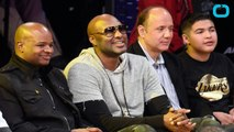 Lamar Odom Spotted Courtside at Los Angeles Lakers Game