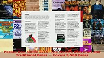 PDF  Pocket Beer Guide 2015 The Worlds Best Craft and Traditional Beers  Covers 3500 Beers Download Online