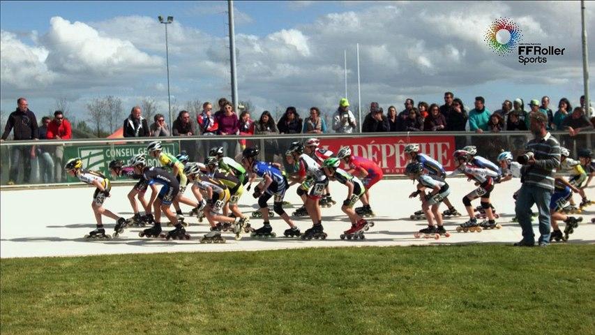 3 pistes 2016 Valence benjamin H 3000m finale