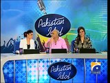 Funny Pakistan Idol Singer Made Judges Disappeared. Judges Ran Away From Stage