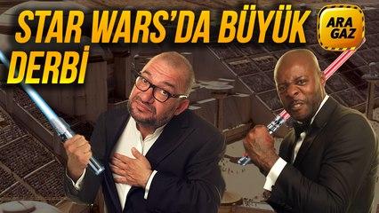 Ara Gaz Radyo Tiyatrosu: Star Wars'da Büyük Derbi