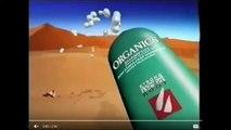 Comercial Internacional Shampoo Organics Fines de los 90s