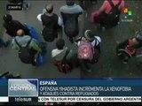 España: grupos de extrema derecha emprenden campaña de islamofobia