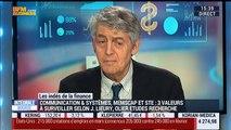 Les indés de la finance: Jérôme Lieury présente trois valeurs à surveiller - 01/04