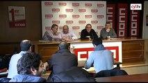 CCOO anuncia movilizaciones si no se desbloquea el traslado a los nuevos talleres de Renfe
