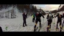 """Teaser de la course d'alpinisme """"Ski Ecrins 2016"""" qui aura lieu les 9 et 10 avril prochains."""