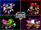 Sonic Heroes OST - All Heroes Gather (Event)