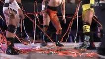 Akira Tozawa, Masato Yoshino & T-Hawk (c) vs. Genki Horiguchi SUMO, Ryo Sumo Saito & Sumo Fuji (3/5/16)