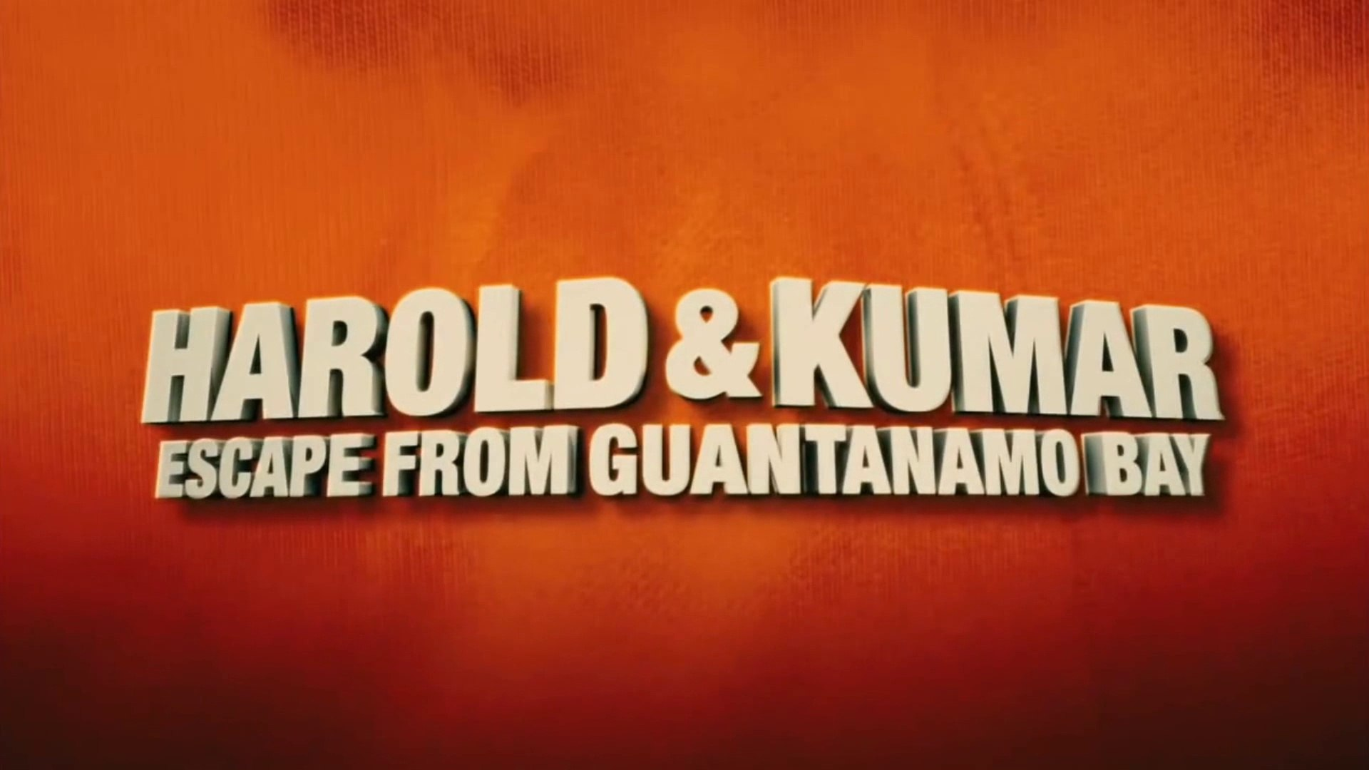 Harold And Kumar Escape From Guantanamo Bay Full Movie Free harold & kumar: escape from guantanamo bay (2008) trailer - hd